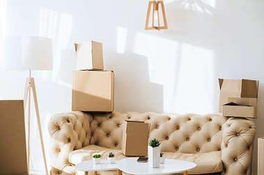 подготовка мебели к хранению на складе