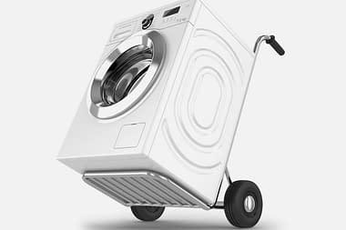 советы по перевозке стиральной машины